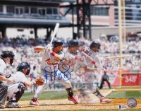 Albert Pujols Signed St. Louis Cardinals 11x14 Photo (Beckett LOA)