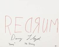 "Danny Lloyd Signed ""The Shining"" 16x20 Canvas with Multiple Inscriptions (Beckett COA)"