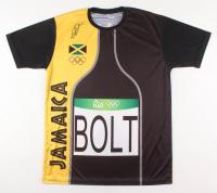 Usain Bolt Signed Jersey (PSA COA)