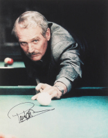 "Paul Newman Signed ""The Color of Money"" 11x14 Photo (Beckett LOA)"