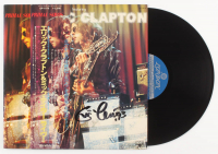 "Eric Clapton Signed ""Primal Solos"" Vinyl Record Album (Beckett LOA)"