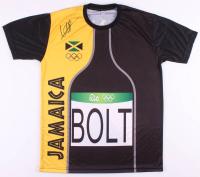 Usain Bolt Signed Jersey (Beckett COA)