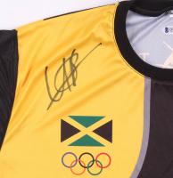 Usain Bolt Signed Jersey (Beckett COA) at PristineAuction.com