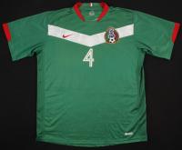 Rafael Marquez Signed Mexico Jersey (Beckett COA) at PristineAuction.com