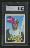 1969 Topps #50 Roberto Clemente (SGC 8.5) at PristineAuction.com