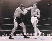Muhammad Ali & Floyd Patterson Signed 16x20 Photo (PSA LOA)