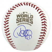 Willson Contreras Signed 2016 World Series Baseball (MLB Hologram)