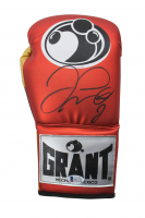 Floyd Mayweather Jr. Signed Grant Boxing Glove (Beckett COA)