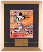 Willie Mays San Francisco Giants 13.5x16 Custom Framed Print Display
