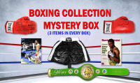 Boxing Collection Mystery Box - Series 2 (Limited to 100) (3 Boxing Autographs Per Box) (Pristine Exclusive Edition)