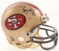 Ronnie Lott Signed San Francisco 49ers Mini-Helmet (PSA COA)