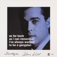 "Henry Hill Signed ""Goodfellas"" 16x16 Photo Inscribed ""Goodfella"" (PSA COA & Hill Hologram)"