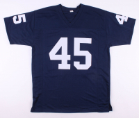 Rudy Ruettiger Signed Notre Dame Fighting Irish Jersey (JSA Hologram) at PristineAuction.com