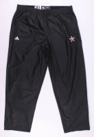 Karl Malone Game-Used 2014 All-Star Game Warm-Up Pants (NBA LOA) at PristineAuction.com