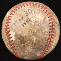 Honus Wagner Signed Baseball Signed by (4) with Al Lopez, Honus Wagner, Maurice Van Robays & Rosey Rowswell (JSA LOA) at PristineAuction.com