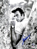 Clint Eastwood Signed 11x14 Photo (PSA Hologram & Beckett LOA)