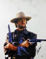 "Clint Eastwood Signed ""The Outlaw Josey Wales"" 16x20 Photo (PSA LOA)"