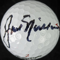 Jack Nicklaus Signed Golf Ball (PSA LOA)