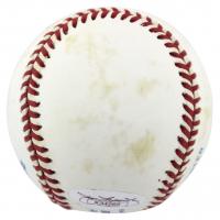 Muhammad Ali Signed OAL Baseball (JSA LOA) at PristineAuction.com