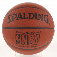 Kobe Bryant Signed NBA Basketball with High-Quality Display Case (PSA Hologram) at PristineAuction.com
