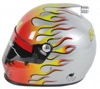 Jeff Gordon Signed NASCAR Full-Size Helmet with Career Highlight Stats (Beckett COA) at PristineAuction.com