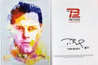 "Tom Brady Signed ""The TB12 Method"" Hardcover Book (Beckett LOA)"