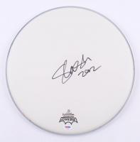 "Slash Signed 14"" Drum Head Inscribed ""2012"" (PSA COA) at PristineAuction.com"