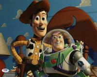 "Tim Allen Signed ""Toy Story"" 11x14 Photo (PSA COA)"