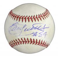 Kirby Puckett Signed OAL Baseball (Beckett COA)