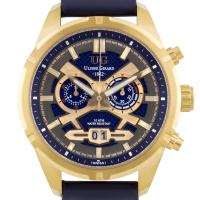 Ulysse Girard Thibault Men's Swiss Chronograph Watch at PristineAuction.com