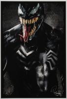 Tony Santiago - Venom - Marvel Comics 13x19 Signed Lithograph (PA COA) at PristineAuction.com