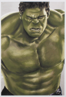 Tony Santiago - Hulk - The Avengers - Marvel Comics 13x19 Signed Lithograph (PA COA) at PristineAuction.com