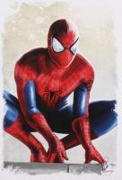 Tony Santiago - Spider-Man - Marvel Comics 13x19 Signed Lithograph (PA COA)