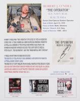 Robert J. O'Neill Signed LE SEAL Team Six 13x16 Print (PSA COA) at PristineAuction.com