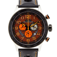 Weil & Harburg Omnix Men's Chronograph Watch at PristineAuction.com