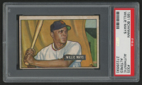 1951 Bowman #305 Willie Mays RC (PSA Authentic) (Altered)