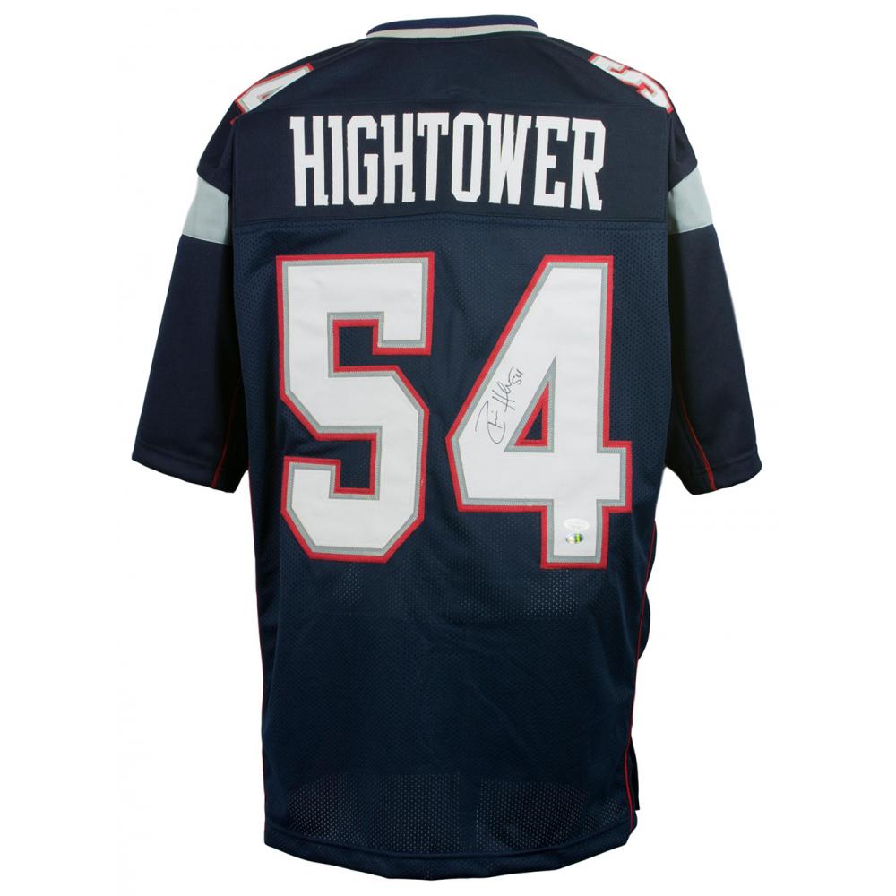 Dont'a Hightower Signed Jersey (Sports Integrity Hologram & JSA ...