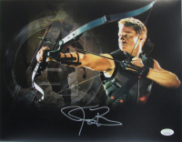 "Jeremy Renner Signed ""The Avengers"" 11x14 Photo (JSA COA) at PristineAuction.com"