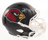 Kyler Murray Signed Arizona Cardinals Full-Size Matte Black Speed Helmet (Beckett COA)