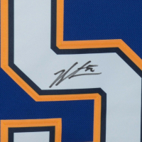 Jordan Binnington Signed St. Louis Blues Jersey (Fanatics Hologram) at PristineAuction.com
