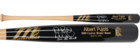 "Albert Pujols Signed Marucci Limited Edition 500 Career Home Runs Baseball Bat Inscribed ""500 HR Club"" (Fanatics Hologram) at PristineAuction.com"