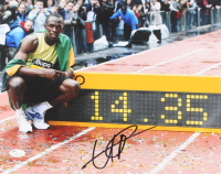 Usain Bolt Signed 11x14 Photo (JSA COA) at PristineAuction.com