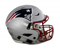 Tom Brady Signed New England Patriots Full-Size Authentic On-Field SpeedFlex Helmet (TriStar Hologram) at PristineAuction.com