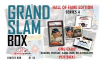 """GRAND SLAM BOX"" HALL OF FAME BASEBALL CARD EDITION! MYSTERY BOX - SERIES 4 at PristineAuction.com"