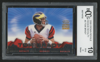 2000 Crown Royale Rookie Royalty #2 Tom Brady (BCCG 10)