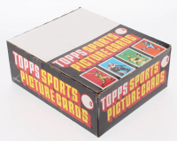 1987 Topps Baseball Card Rack Pack Box with (24) Packs at PristineAuction.com