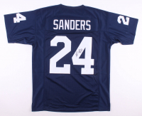 Miles Sanders Signed Penn State Nittany Lions Jersey (JSA COA)