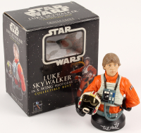 "Mark Hamill Signed LE ""Star Wars: A New Hope"" Luke Skywalker Bust (JSA COA & Beckett LOA) at PristineAuction.com"