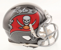 Ronald Jones II Signed Tampa Bay Buccaneers Speed Mini-Helmet (JSA COA)