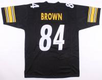 Antonio Brown Signed Pittsburgh Steelers Jersey (JSA COA)